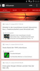 App-Beiträge